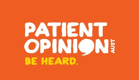 Patient Opinion logo