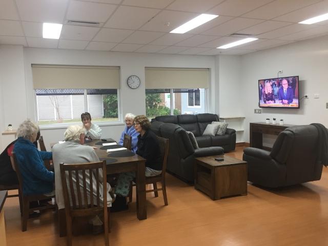 Rehab room 1